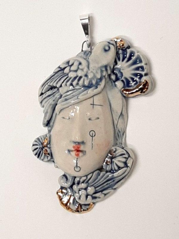 Akemi (wall hanging / pendant)
