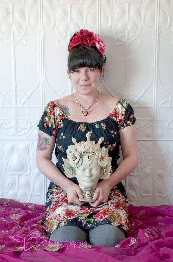 Janelle Peterson Ceramic Artist